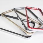 シンプルにかっこ良く守る!iPhone6バンパー、アルミバンパー人気の3品