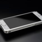 超ジュラルミン製のiPhone6/6Plus用バンパーケース(国産材料)