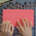 超薄型&防水のiPhone/iPad/AppleTV用キーボード「Keys-To-Go」