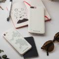 「モレスキン」のiPhone7ケースはシンプルながらモレスキンらしいケース