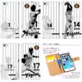 阪神タイガースのiPhone8向け手帳型ケース選手別(鳥谷、能見、岩貞)(iPhone8Plusも)